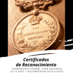 PORTADA Libro Certificados de Reconocimiento