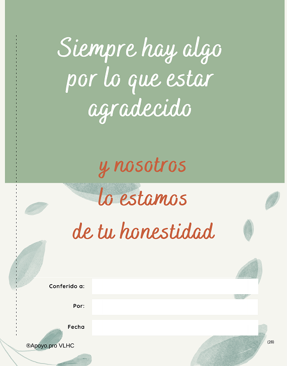Honestidad (28)